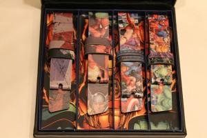 Superheldenstraps mit Box